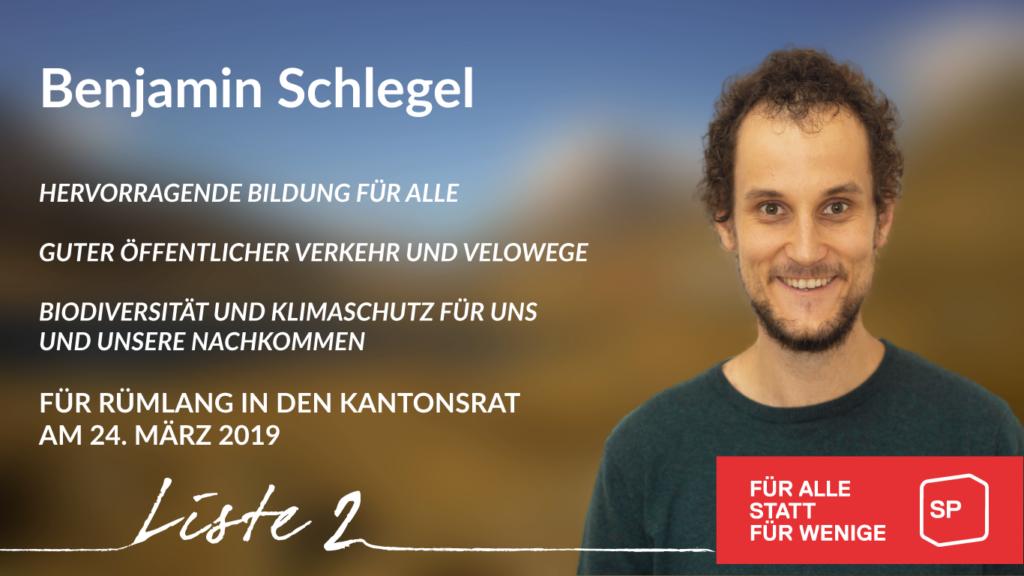 SP mit Liste 2 am 24. März 2019 in den Züricher Kantonsrat